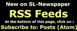 RSS Feeds Available !