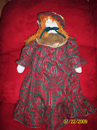 Victorian Handmade Doll