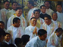 25th Ordination Anniversary Mass