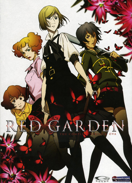Dubsub Anime Reviews Red Garden Anime Review