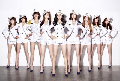 소녀시대 SNSD Girls' Generation Snsd-genie