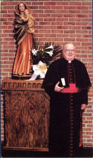 Msgr. Francis R. Tuohy, Indianapolis