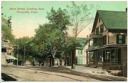 John Tuohy S Connecticut History Main Street Terryville