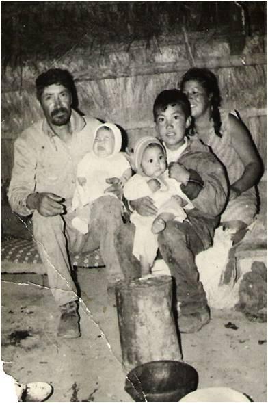 Familia indigena