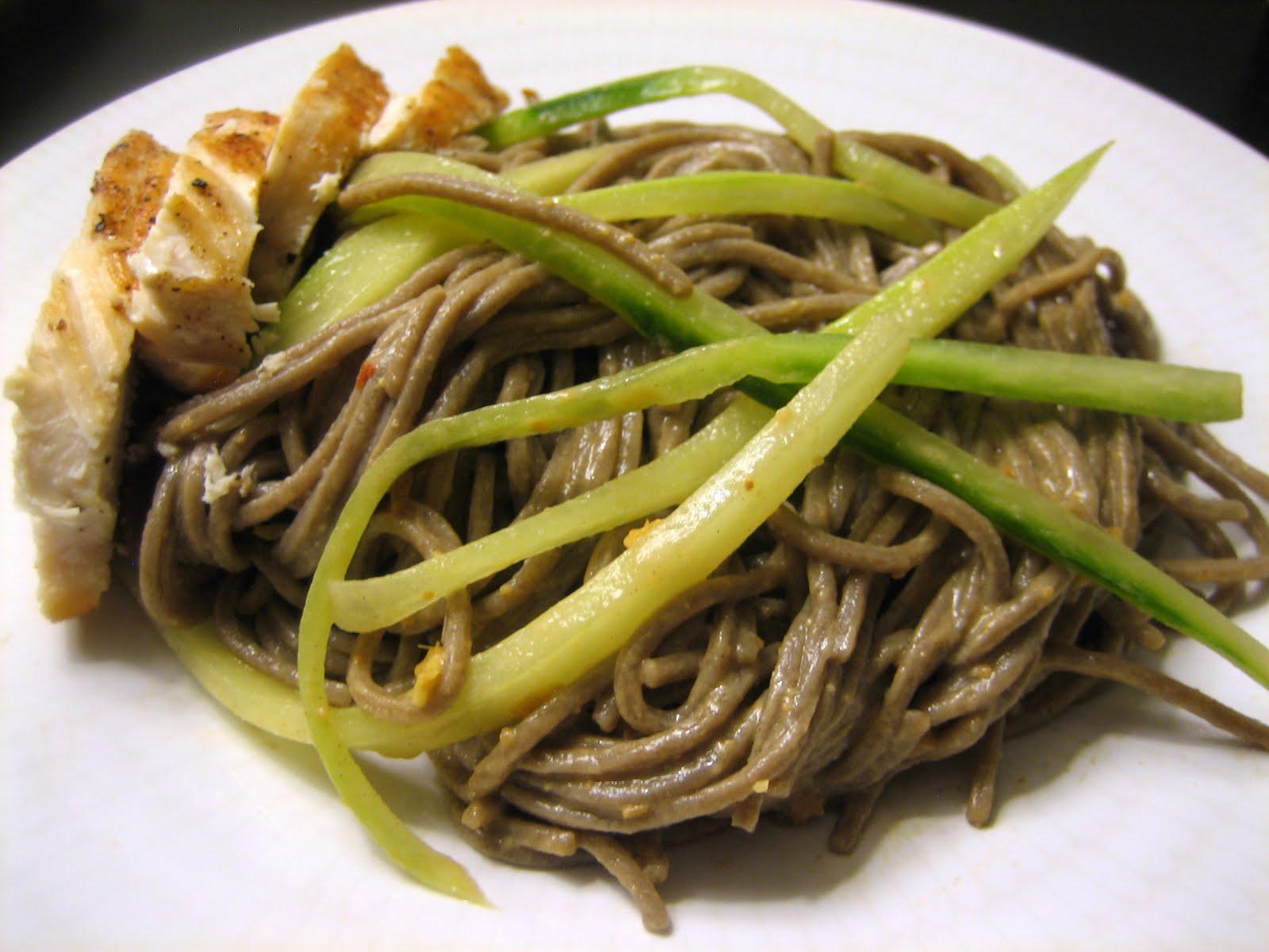 Test Kitchen: Cold Peanut Sesame Noodles