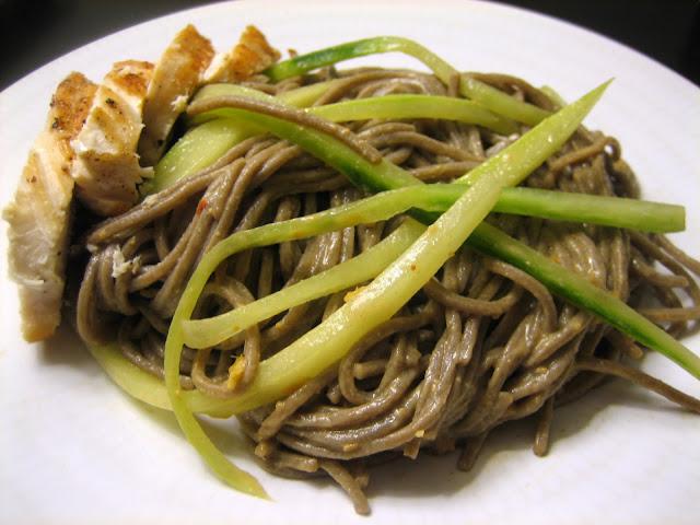 peanut sesame noodle recipe