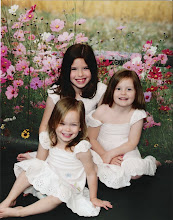 I' m a mom to these 3 princesses