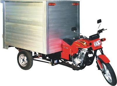 Motor Box Aluminium