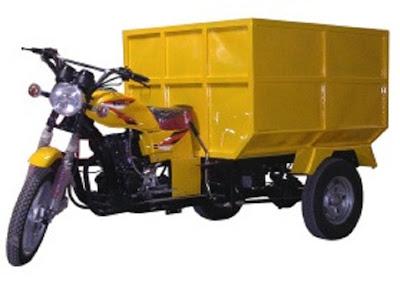 Motor Sampah