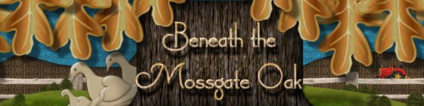 Beneath the Mossgate Oak