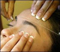 Fashion Beauty Bug: Eyebrow Threading or Waxing?