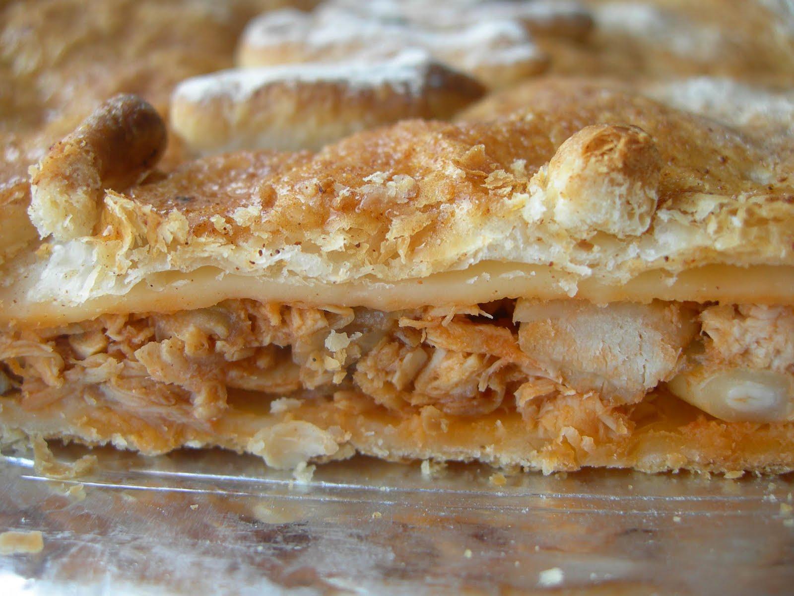 Cocinando entre olivos pastela moruna receta paso a paso for Cocinando entre olivos