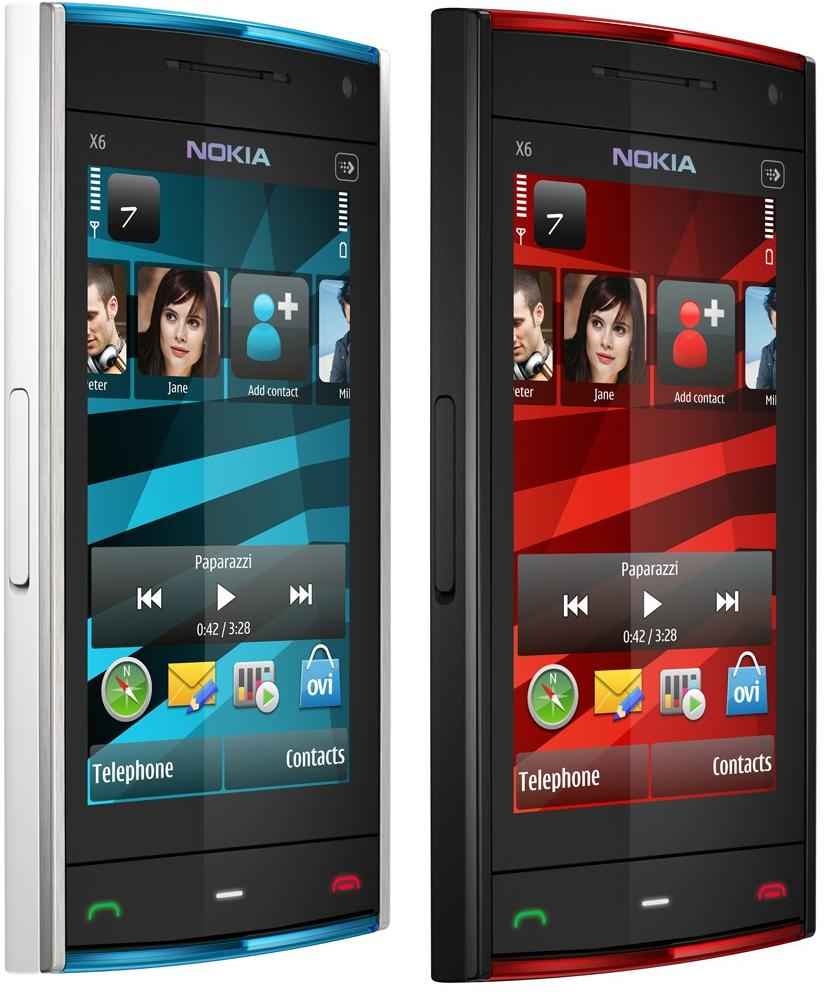 Nokia X6 Mobile Phone