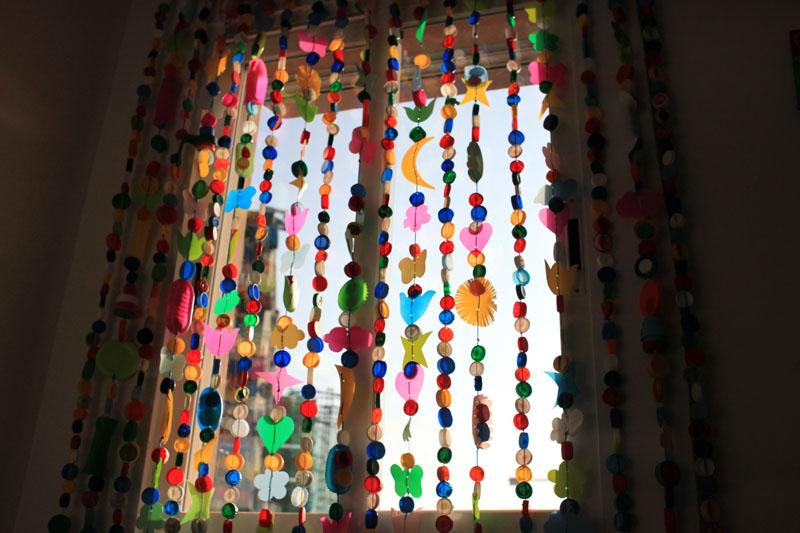 Clubazul la cortina feliz - Cortinas de plastico ...