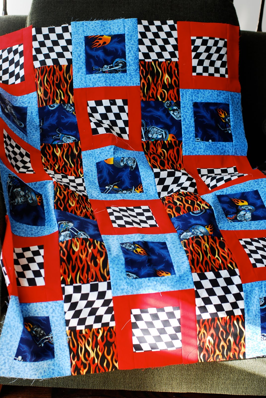 Margaret S Hope Chest Quilt For Boys
