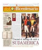 DIARIO EL BICENTENARIO Construyendo la Patria desde 1810