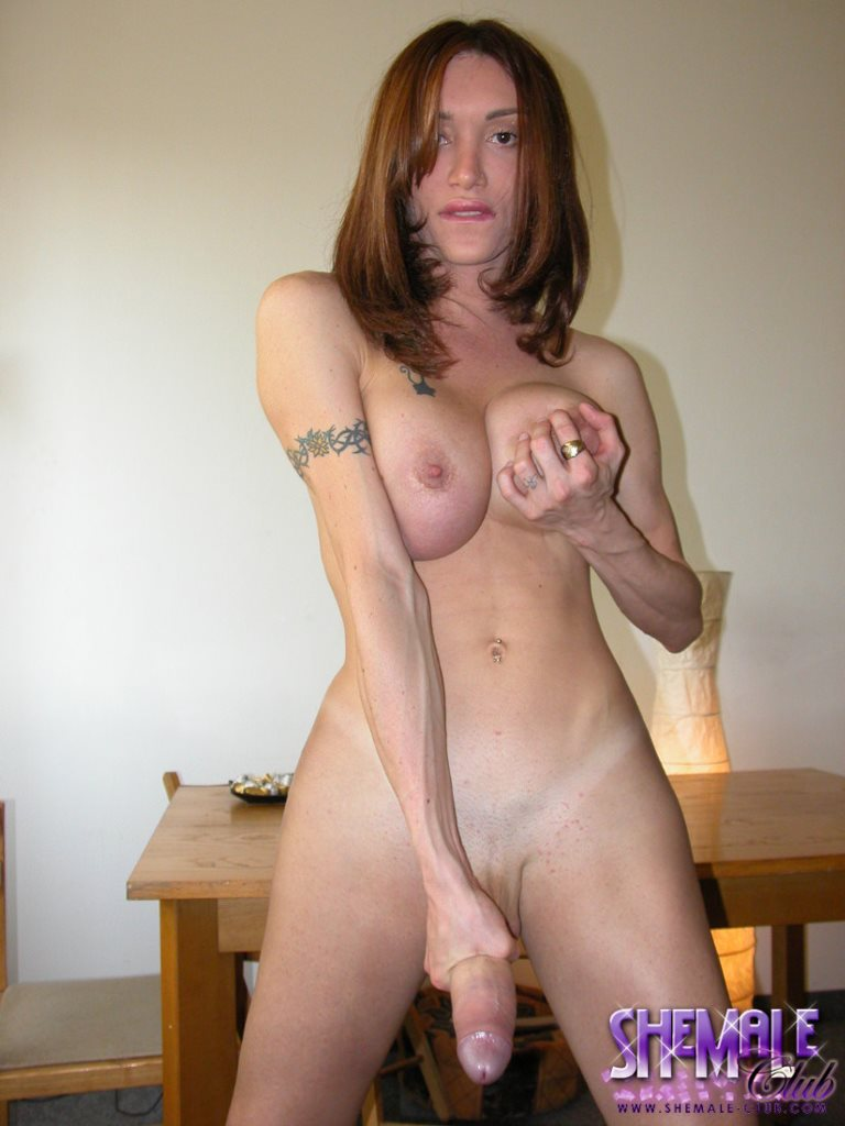 Tranny big dick clips