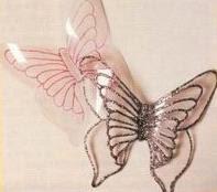 бабочки из бутылок как сделать