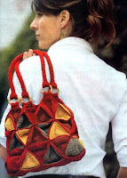 вязаные сумочки крючком