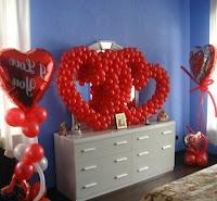 Как украсить дом к 14 февраля