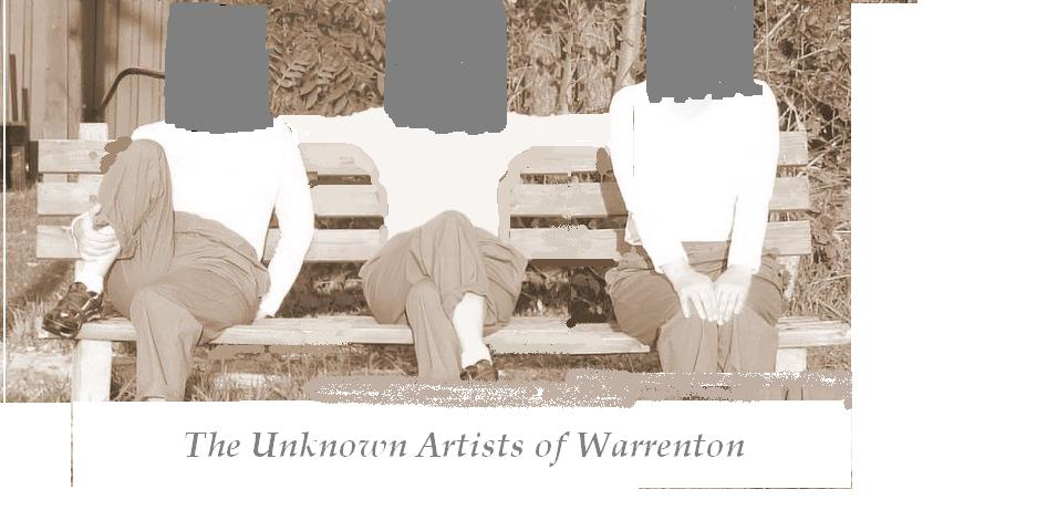 The Unknown Artists of Warrenton MO