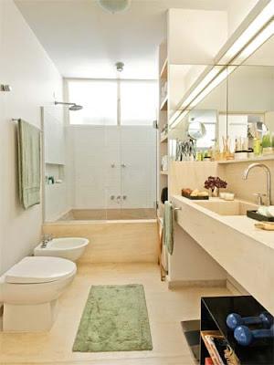 untitled Banheiros simples e lindos