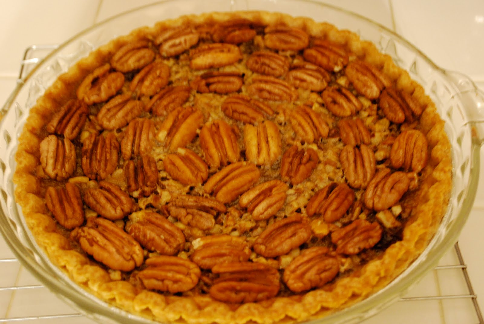 Bake Your Heart Out: Chocolate Bourbon Pecan Pie