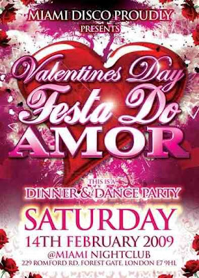 Miami Disco for Lovers, Zouk Love, Kizomba, Zouk RnB and more