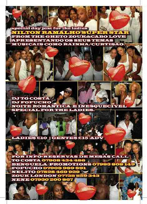 Valentines Day Party London, don't miss it!!