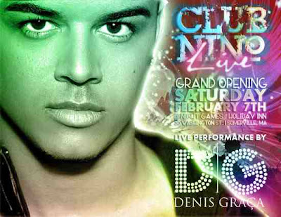 Denis Graca Live @ Club Nino opening night