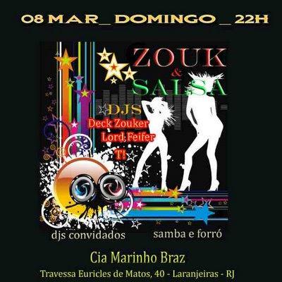 Cia Marinho Braz -  Laranjeiras - RJ