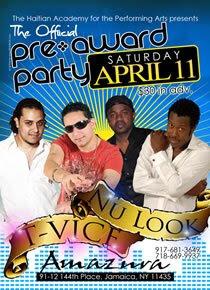 Ti-Vice & Nu Look Official pre award party @ Amazura NY