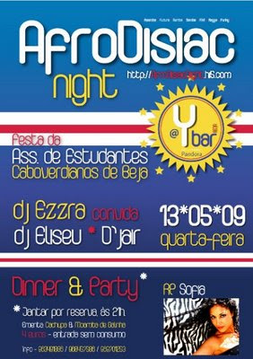 AfroDisiac - Student Party