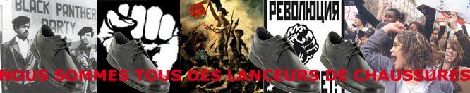 Nous sommes tous des lanceurs de chaussures