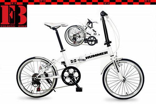 Mini Cooper Folding Bike Specifications >> F Bike: Hummer Bike 悍马