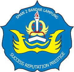 Logo SMAN 2 Bandar Lampung