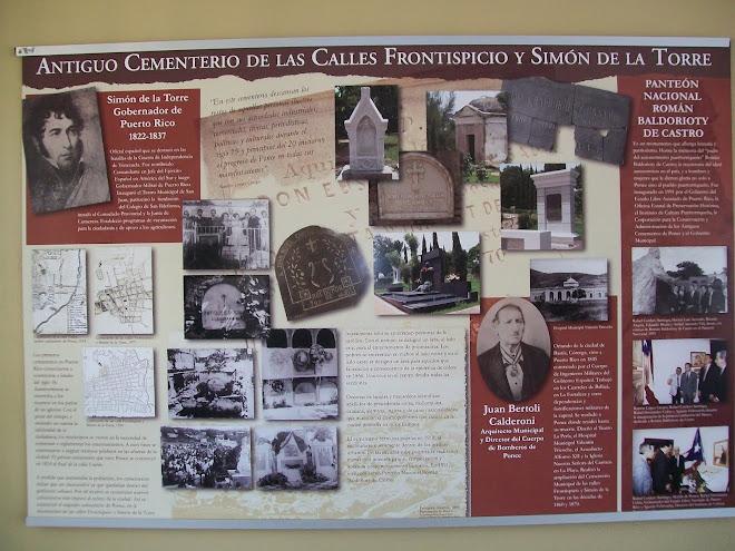 Panteon Nacional Roman Baldorioty de Castro en Ponce