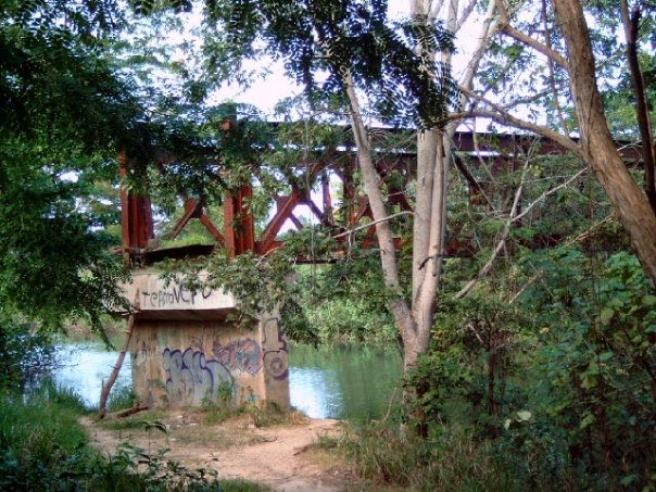 Puente del Tren en Guajataca