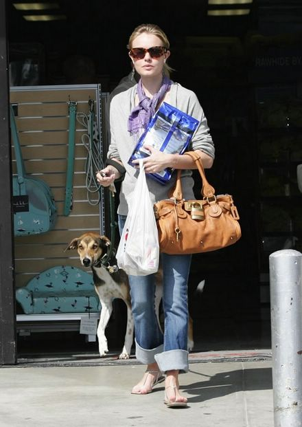 The Chloe paddington bag has been seen on celebrities and the like and we ...
