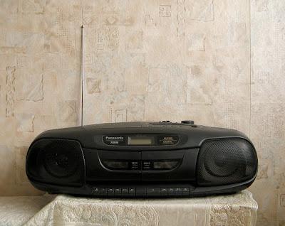 Panasonic RX-DT 401