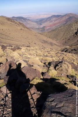 Марокко. Поход по горам Атласа