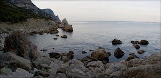 Пляж возле Жопы