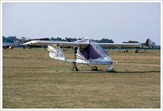 Самолет Бекас