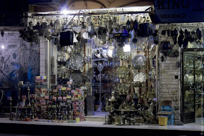 Египет. Вечером в Хургаде