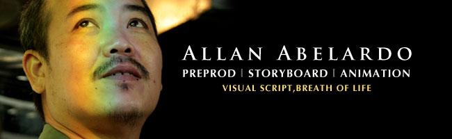 Allan Abelardo-DUBAI STORYBOARD ARTIST