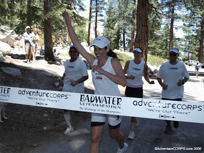Jamie Donaldson Repeats as Badwater Ultramarathon Champ