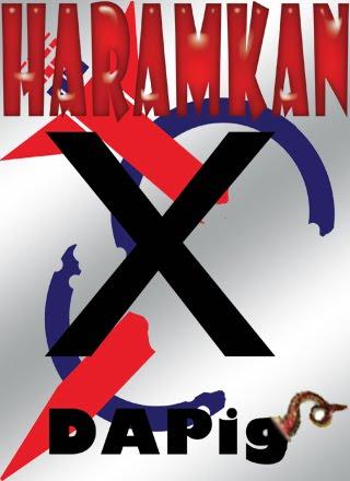 Haramkan Parti Imigran Penjajah!