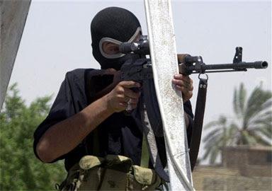Juba, El francotirador Iraqui