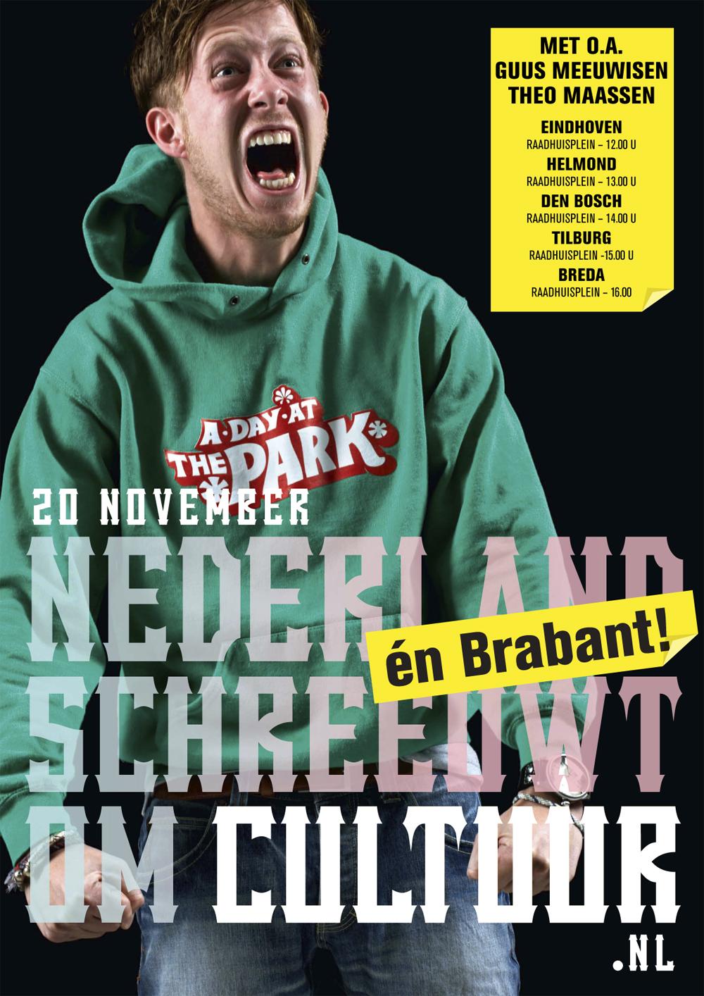 Nederland Schreeuwt om Cultuur Schreeuwt om Cultuur 39 en