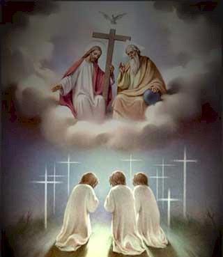 El santo de hoy...Jeremías de Valaquia, Beato Santisima+Trinidad